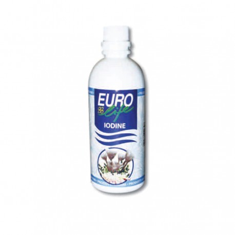 EURO LIFE INTEGRATORE IODINE