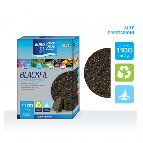 BLACKFIL CARBONE ATTIVO VEGETALE