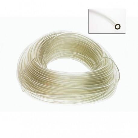 TUBO FLESSIBILE IN PVC TRASPARENTE DIAMETRO 4X6