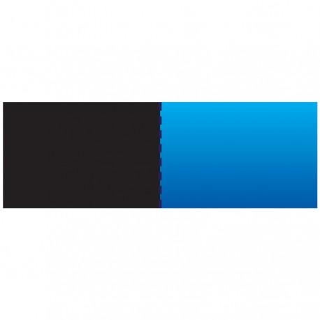 SFONDO DOPPIO NERO/BLU SFUMATO 9017/9018