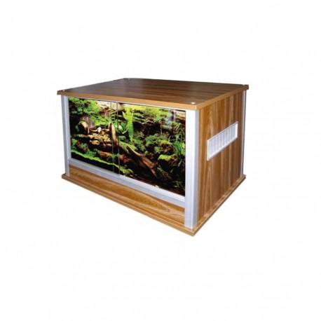 TERRARIO LEGNO WOOD BOX CM60X40X40