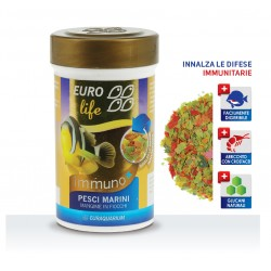 MANGIME EURO LIFE PESCI MARINI IMMUNO+